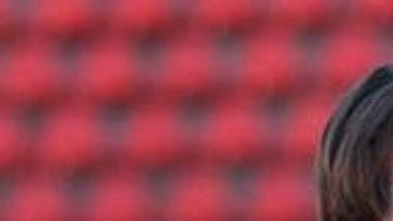 Zdeněk Grygera při tréninku před kvalifikačním zápasem s Nizozemskem.
