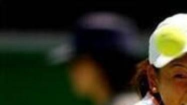 Japonská tenistka Ai Sugijamaová