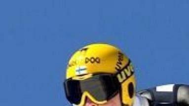 Finský skokan na lyžích Matti Hautamäki triumfoval dvakrát ve slovinské Planici a navíc vytvořil světový rekord.