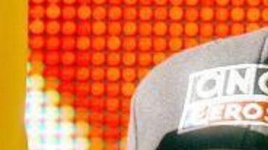 Španěl Nozal (na snímku) přišel vpředposlední etapě Vuelty ozlatý trikot.