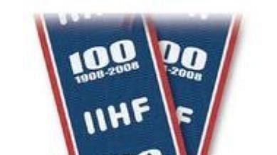 Medaile pro úspěšné účastníky MS v hokeji 2008