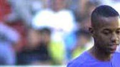 Brazilský fotbalista Robinho
