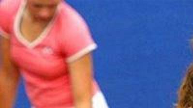 Tenistka Kateřina Böhmová