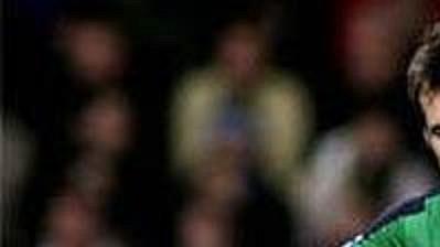Brankář londýnské Chelsea Petr Čech