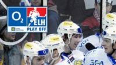 Hráči Liberce se radují z vítězství nad Třincem ve třetím utkání čtvrtfinále play off hokejové extraligy.