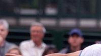 Martina Navrátilová i ve svých 46 letech řádí na tenisových dvorcích.