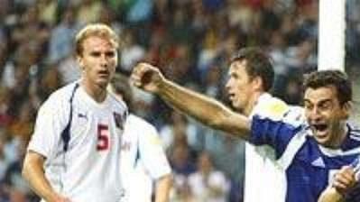Fotbalisté Řecka na mistrovství Evropy 2004