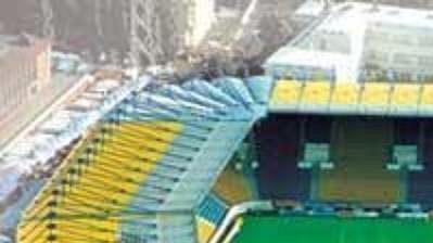 Stadion fotbalistů FK Teplice