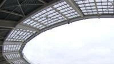 Olympijský stadión v Turíně