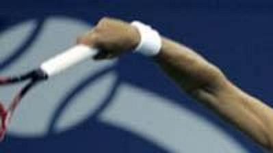Francouzská tenistka Mary Piercová na US Open