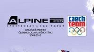 Olympijský set Alpine Pro.