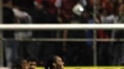 Kostarický fotbalista Paulo Herrera (vpravo) oslavuje vstřelený gól v kvalifikačním utkání s USA - ilustrační foto.