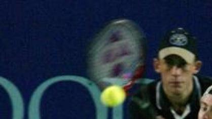 Australský tenista Lleyton Hewitt musel na nedávném Hopmanově poháru zkousnout dvě porážky.