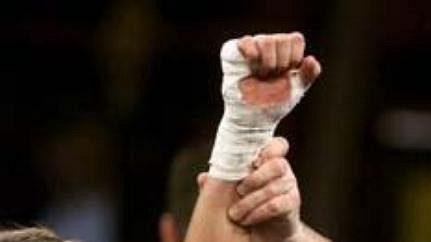 Boxer Oscar De La Hoya má vringu už jen jediný cíl: porazit Shane Mosleyho