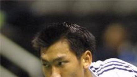 Současná jednička thajského tenisu Paradorn Srichaphan.