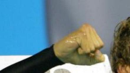 Australan Ian Thorpe vyhrál na mistrovství světa v plavání v Barceloně závod na 200 metrů volný způsob.