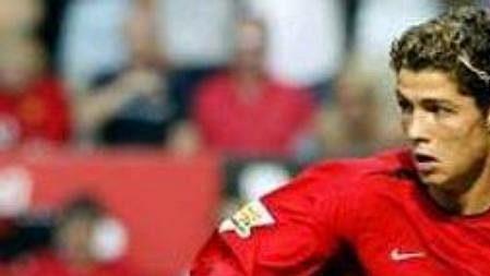 Cristiano Ronaldo zManchesteru United zápas nedohrál.