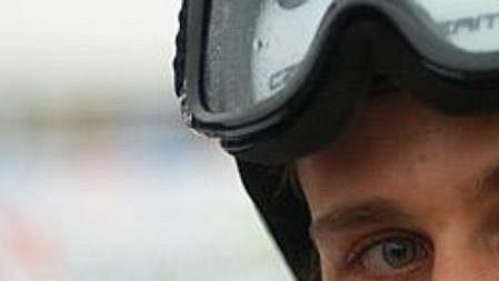 Skokan na lyžích Borek Sedlák