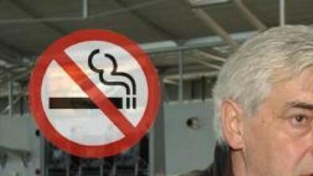 Ivanu Hlinkovi lékaři zakázali cigarety.