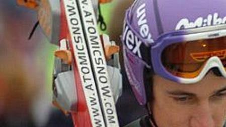 Německý skokan na lyžích Martin Schmitt