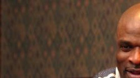 Americký kulturista Ronnie Coleman.