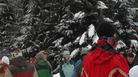 Český snowboardcrossař Michal Novotný