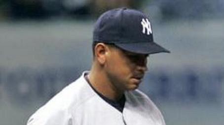 Baseballista New York Yankees Alex Rodriguez