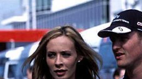 Cora Schumacherová se svým slavným manželem Ralfem