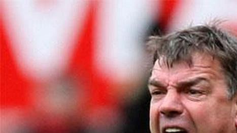 Sam Allardyce, manažer Blackburnu, je už celý nedočkavý. Budou peníze na posily?