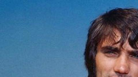 Fotbalista George Best