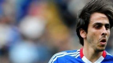 Yossi Benayoun, záložník Chelsea