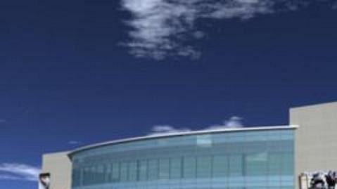 Hokejová hala Arena Riga