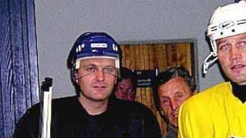 Robert Reichel a Jiří Šlégr už v Litvínově absolvovali první trénink