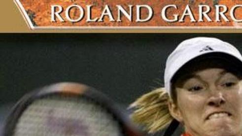 Justine Heninová-Hardenneová skončila vPaříži už ve druhém kole.