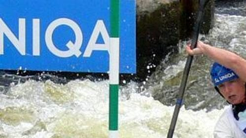 Štěpánka Hilgertová na MS ve vodním slalomu vPraze-Troji medaili nezískala, skončila pátá.