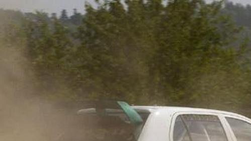 Fabia WRC prošla testy v německém Baumholderu.