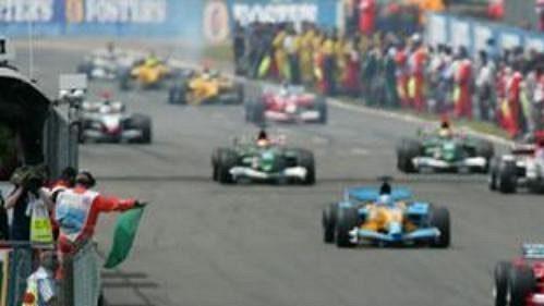 Iv příští sezóně MS formule 1 by se měli piloti objevit na okruzích vSilverstonu a Magny Cours.