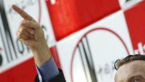 Prezident Ferrari Luca Montezemolo