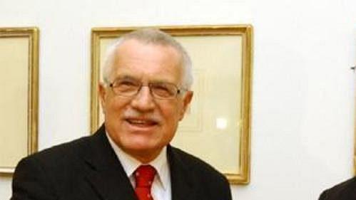 Miroslava Čuřína (není na snímku) přemlouval k účasti ve volbě předsedy ČSTV Pavel telička (vpravo)