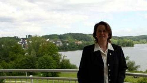 Hotelová manažerka Claudia Keck.