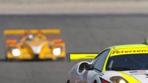 Tomáš Enge se v Salt Lake City vrátil po zranění za volant a hned dosáhl vítězství.