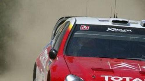 Carlose Sainze za volantem citroënu diváci vAustrálii neuvidí.