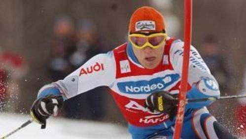 Fin Kalle Pallander si 16. března vzávěrečném závodu Světového poháru ve sjezdovém lyžování vnorském Hafjellu zajistil malý křišťálový globus za celkové prvenství ve slalomu.