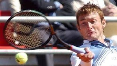 Španěl Juan Carlos Ferrero - archivní foto