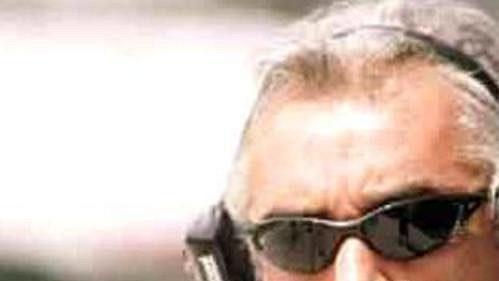 Italský multimilionář Flavio Briatore, šéf stáje F1 Renault