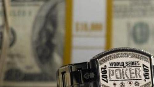 Náramek pro vítěze WSOP
