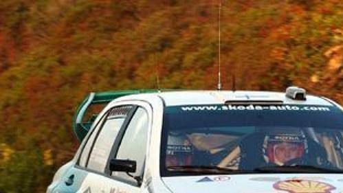 Vůz Škoda bude při MS 2005 pilotovat ifinský pilot Janne Tuohino.