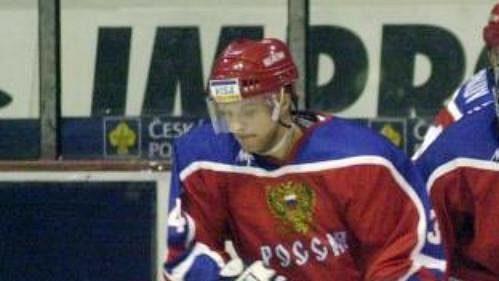 Ruské hokejisty povede na MS ve Vídni Vladimir Krikunov - ilustrační foto.