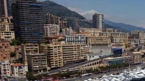 Okruh v Monaku
