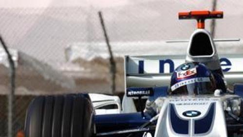 Juan Pablo Montoya vybojoval vMonze druhé kvalifikační místo.
